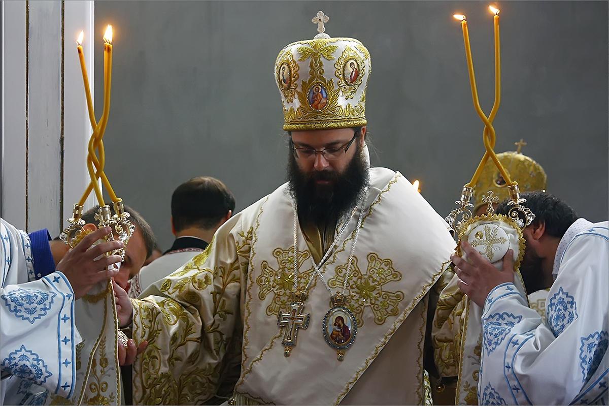 Bishop Siluan