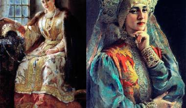 The Glamorous, Mysterious Women of the Russian Middle Ages (Konstantin Makovsky)