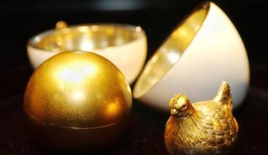 Russian Emperors Ordered the First Faberge Eggs