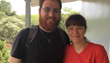 Young Christian Couple Leaves Brazil, Moves to Russia (PHOTOS & VIDEOS)