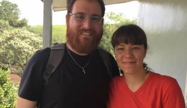 Ein junges Christliches Paar verlässt Brasilien und zieht um nach Russland (FOTOS & VIDEOS)