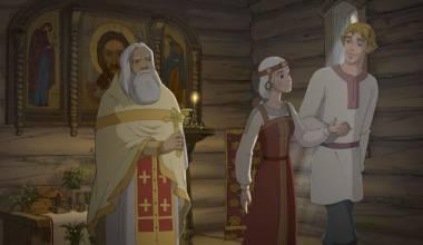 Nueva película animada - Santos Pedro y Fevronia (primer tráiler)