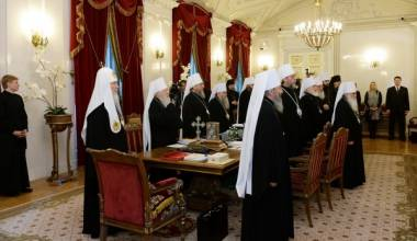 Nearly Half the World's Orthodox Bishops are Russian