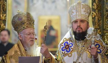 Patriarch Bartholomew's Fake Anti-Russian Orthodox Church In Ukraine Collapses In Just 6 Months