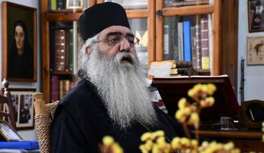Communing During the Pandemic Is an Act of Confession - Metropolitan Neophytos