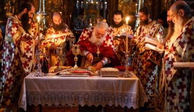 The Rarely-Seen Ancient Divine Liturgy of the Apostle James - Book to be Published