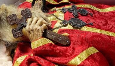 Um Milagre? O Corpo de um Bispo Ortodoxo Americano Não se Decompôs Após 5 Anos Desde o Enterro em Dallas.