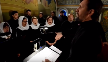 US Christian Choral Education Group Promotes Russian Church Music (Video)