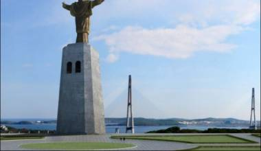 Russians to Build Tallest Jesus Statue in World on Pacific Coast