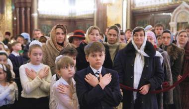 Christian Curriculum Introduced in 30 Moscow State Schools