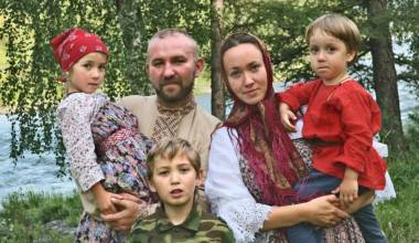 Who Is Head of the Household? - A Russian Priest Explains