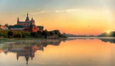 Pic of the Day - Saint Nicholas Monastery, Staraya Ladoga, Russia - June 15, 2018
