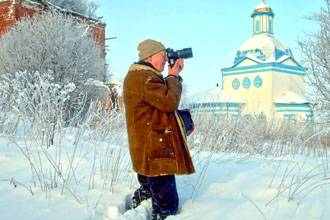 The Extraordinary American Professor Who Photographed the Striking Christian Architecture of Russia's North