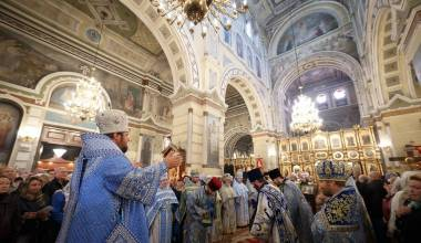 Parishes in Ukraine's Second Largest City Pledge Loyalty to Russian Orthodox Church