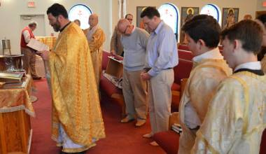 Orthodox Priest Abandons Patriarch of Constantinople, Joins Russian Church