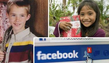Little Boy Sends Girl Gift Overseas, Marries Her 14 Years Later