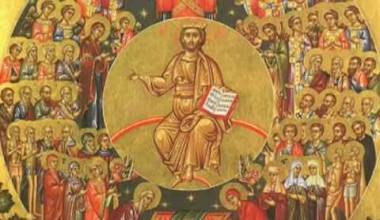 We Believe the Saints in Heaven Pray for Us - It's in the Bible