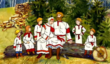 VIDEOS: Ditch Disney, Watch Russian Cartoons with Traditional Christian Values