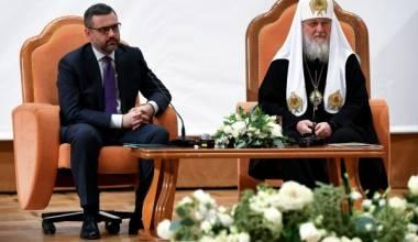 Christen, die nach Russland ziehen, erhalten möglicherweise Hilfe von der russischen Kirche, sagt Patriarch Kirill