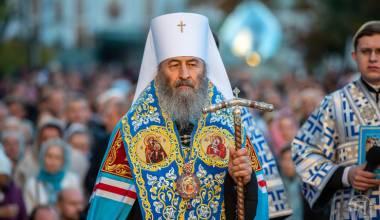 Head of Ukrainian Orthodox Church Says