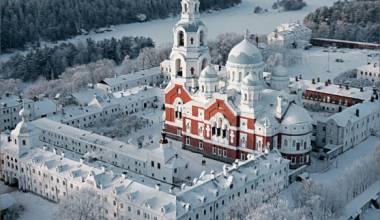 Le monastère de Valaam, la Renaissance d'une grandetradition