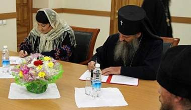 Russian Hospital Signs Agreement with Russian Church -
