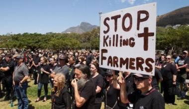 15.000 Sul-africanos Brancos Fogem de Perseguição Racista, Planejam Mudar-se para a Rússia