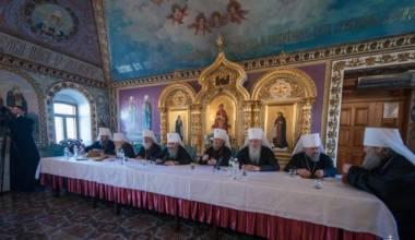 Ukrainian Orthodox Church Says