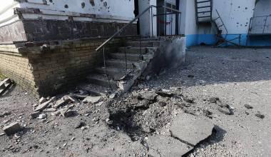 Niño de cinco años fue matado en República de la Gente de Donetsk (DRP) por un ataque de dron dice la milicia