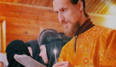 Las obediencias de Hermano Dmitry