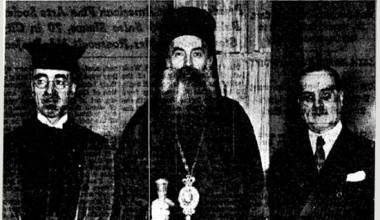 Patriarch Athenagoras of Constantinople Served as Jewish Rabbi While Already a Bishop, New Report Reveals
