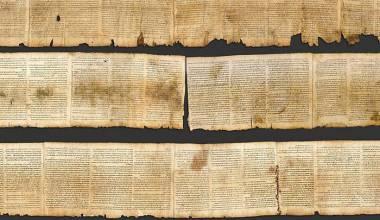 Inteligência Artificial Ajuda a Desvendar o Mistério dos Manuscritos do Mar Morto