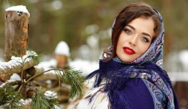 5 Russian Ways of Wearing a Headscarf (And Not Looking Like a Babushka)