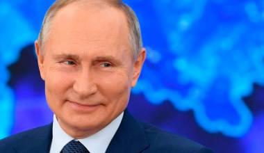 Путину доверяют более 65% жителей России
