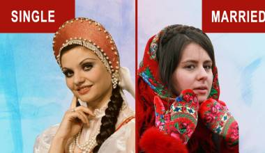 What Braids Traditionally Meant to Russian Women