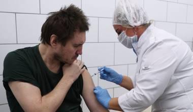 """42% e rusëve nuk dëshirojnë të vaksinohen kundër kovid-19 """"në çdo rrethanë"""", qoftë edhe për të udhëtuar lirshëm në vende të tjera, thuhet në një anketim"""