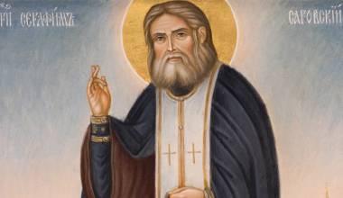 Cómo San Serafín de Sarov guió a una familia protestante para que viese la luz de la fe ortodoxa