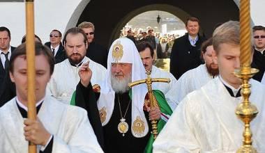 A Fé Dá às Pessoas Verdadeira Liberdade, Diz o Patriarca Cirilo, Líder da Igreja Ortodoxa Russa