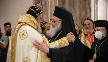 Reunião Siríaca-Antioquina? Ou Confraternização Ecumenista?