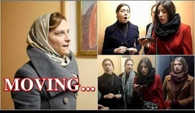 SLAVIC SPIRIT: Old Russian Folk Song Sung By Serbian Girls