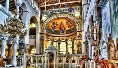 Pesquisa: Crença na Importância de Deus em Ascensão em Vários Países Ortodoxos, a Maior Alta na Grécia