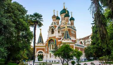The 16 Most Stunning Russian Orthodox Sites Outside of Russia