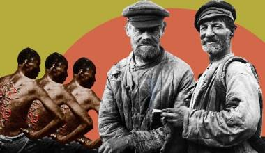 Why Russian Serfdom Was Not Slavery