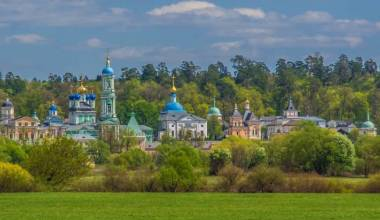 Optina Monastery: A Russian Spiritual Center Beloved by Famous Authors