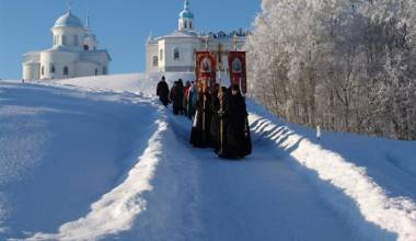 Religious Marches Are a Big Part of Russian Christianity