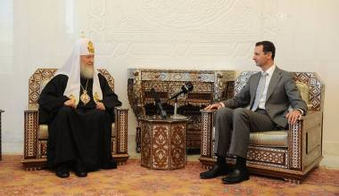 EXCLUSIVE: How The Russian Church Influenced Putin To Save Christians in Syria (Video)