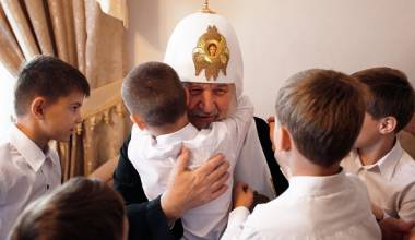Russian State Must Actively Support Multi-Child Families - Head of Russian Church