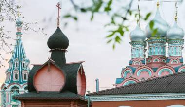Moscow Has 200+ Churches in Honour of St. Nicholas. Here Are a Few