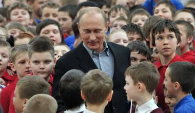 Putin Trashes Marx and Lenin: Marxism Was Wrong, Family Matters