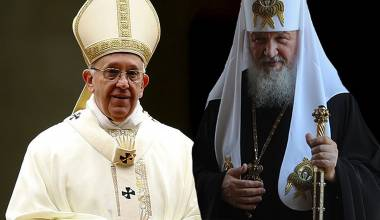Catholics and Russian Orthodox Join Forces to Help Christians in Middle East